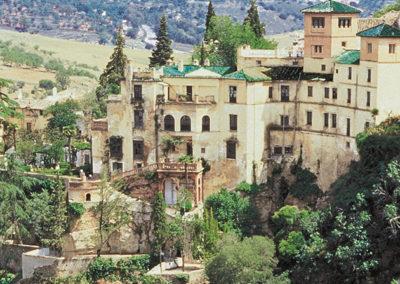 The house of the Moorish King