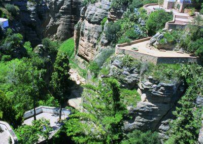 Jardín - Pasajes y Tajo_300